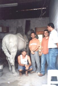 Vaqueiro Simão Dias